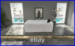 NEW 2020 WHIRLPOOL BATH-1700mm x 800mm-Jacuzzi Jets Massage SpaVENICE
