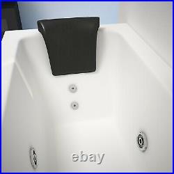 NEW WHIRLPOOL BATH-1800mm x 900mm-Jacuzzi Jets Massage SpaSiena Right Side