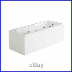 NEW Whirlpool Bath Shower Spa Jacuzzis 9 Massage jets 1person Bathtub 1700mm