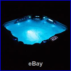 New 2018 Design Hot Tubs Spa Jacuzzis whirlpool Outdoor Bathtub 5 Person J500 A