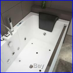 New 2019 Whirlpool Spa Shower Jacuzzis Massage 2 person Double Bathtub