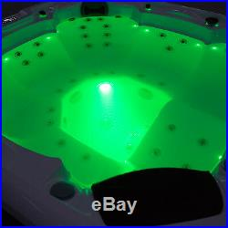 New Hot Tub Jacuzzis Hot Spa Whirlpool Bathtub Outdoor Relax Design (5S+1L) J400