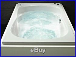 Phoenix Ancona Amanzonite Luxury 1800 x 1100 14 Jet Whirlpool/ Jacuzzi Bath