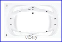 Phoenix Ancona Amanzonite Luxury 1800 x 1100 14 Jet Whirlpool / Jacuzzi Bath