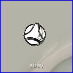 Phoenix Crystal 1700 x 700mm 24 Jet Whirlpool / Jacuzzi Bath
