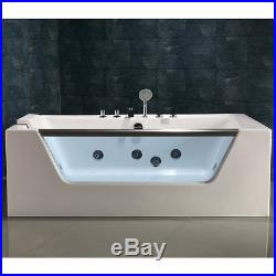 Platinum Spas Florence 1 Person Whirlpool Bath Tub / Jacuzzi in 2 Sizes