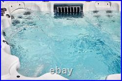 Pro-Kleen 5 Litres Hygienic Whirlpool Bath-Jacuzzi-Hot Tub Cleaner, Blue & 25