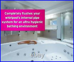 Pro-Kleen Hygienic Whirlpool and Jacuzzi Spa Bath Internal Pipe Cleaner 5 Litres