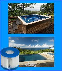 Prokleen Spa Hot Tub Whirlpool & Filter Cartridge Cleaner Jacuzzi Hygienic