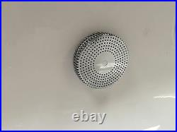 Quantum Duo 1900 x 900mm 8 Jet Whirlpool / Jacuzzi Bath & Light Double Ended