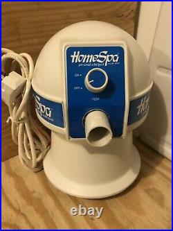 Regina HomeSpa Model 4000 Personal Whirlpool HydroPower Jacuzzi Bath Tub Spa