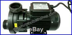 Spa-Tec 1.3 HP Superflow Self Draining Whirlpool Jacuzzi Bath Pump