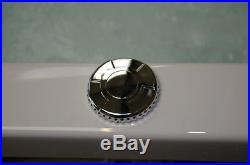 Spa / Whirlpool / jacuzzi Bath DIY 8 Jet kit In Chrome