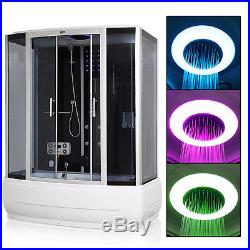 Steam Shower Whirlpool High Quality Jacuzzis Bath Corner Cabin Cubicle Enclosure