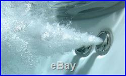 Trojan Cascade 6 8 Jet Whirlpool Bath White Acrylic 1700 x 700 mm Jacuzzi Spa