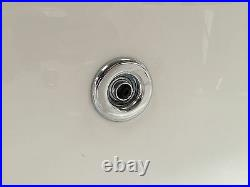 Trojan Derwent 1700 x 700mm 24 Jet Whirlpool / Jacuzzi Bath