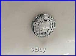 Trojan Elite Solo 1500 x 700mm 24 Jet Whirlpool / Jacuzzi Bath & LED Light