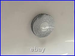 Trojan Laguna 1350 x 1350mm Corner 8 Jet Whirlpool / Jacuzzi Bath & LED Light