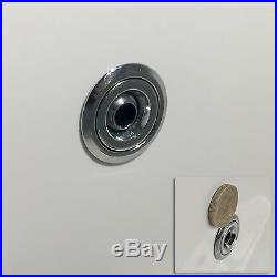 Trojan Orlando 1500 x 1020mm LH Corner 24 Lux Jet Whirlpool/Jacuzzi Bath & Light