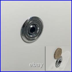 Trojan Orlando 1500 x 1020mm RH Corner 24 Luxury Jet Whirlpool / Jacuzzi Bath