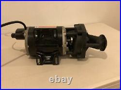 Very Clean Jacuzzi Whirlpool Hot Tub Pump, S55NXNPK-7243, CE35000, 1795 MOTOR