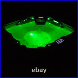 Virpol Outdoor Hot tub Thermostatic Spa Whirlpool 56Jacuzzi Jets 5 Person