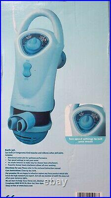 Water Whirl Home Bath Whirlpool Jet Spa Jet Bubble Massage Jacuzzi