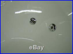 Whirlpool Bath CUBE 10 Jet Single end 1700 x 700