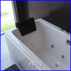 Whirlpool Bath Tub/Spa/Jacuzzi 1 Person Back Massage Jets Contemporary Bath Set