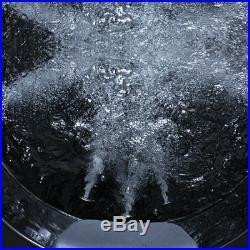 Whirlpool Corner Bath Jacuzzis Massage Shower 2 Person Bathtub New Morden 6155B