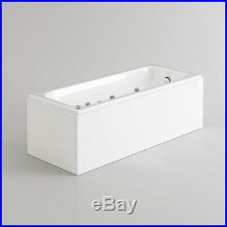 Whirlpool Corner Bathtub Jacuzzi Whirlpool Bath Single Ended Bath Model ORLANDO