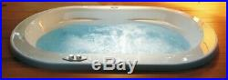 Whirlpool Jacuzzi Air Spa Jet Bath Double Ended 73 inches x 43 inches