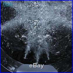 Whirlpool Spa Massage Jacuzzis Corner Bath Shower 2 person Double Bathtub 6155MB