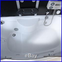 Whirlpool Steam Bath Jacuzzis Shower Cabin Corner Enclosure Cubicle Room 170SW