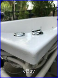 Whirlpool jacuzzi
