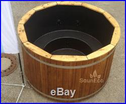 Wood Fired Whirlpool Wood Burning Garden Spa Log Fired Hot Tub Wooden Jacuzzi